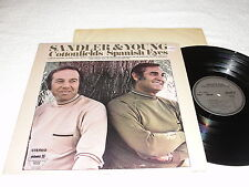 "Sandler & Young ""Spanish Eyes/Cotton Fields"" 1970's Pop LP, Nice NM!, Pickwick"