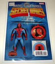 The AMAZING SPIDER-MAN : RENEW YOUR VOWS # 1 Marvel Comic NM ACTION FIGURE COVER