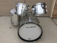 Vintage Ludwig Standard Drum Set
