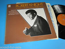 Robert Knight / Love On A Mountain Top (UK, Monument MNT 65956) - LP