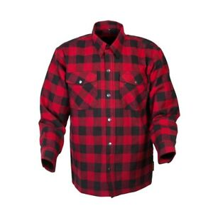 2019 Scorpion Mens Covert Moto Kevlar Lined Motorcycle Flannel Shirt -Size/Color