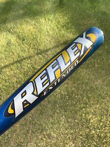 EASTON Reflex BX40 33 in. 30 oz  EXTENDED 7050  -3  Baseball Bat -Excellent Cond