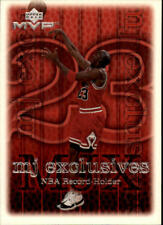 Michael Jordan #195 Upper Deck 1999/00 NBA Basketball Card