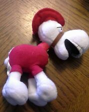 1999 CVS Stuffins Rocky & Bullwinkle Plush HORSE Stuffed Animal Doll 6""