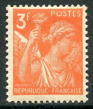 STAMP /  TIMBRE FRANCE NEUF N° 655 ** TYPE IRIS