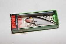"RAPALA WOBBLER-""COUNTDOWN-CD-5S"" -SILVER-5,0g-5cm-MADE IN FINNLAND"