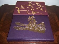 Folio Society THE GOLDEN ASS or Metamorphoses - illustrated by Quentin Blake
