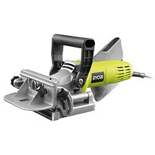 Ryobi BISCUIT JOINER 600W Corded, Fully Adjustable Front Fence - Japanese Brand