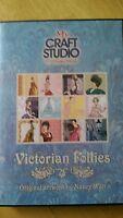 My Craft Studio Professional  Victorian Follies papercraft CD rom