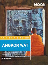 Moon Angkor Wat: including Siem Reap & Phnom Penh *IN STOCK IN MELBOURNE - NEW*