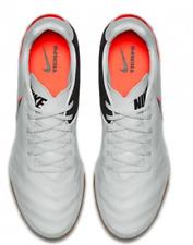 Nike Tiempo Indoor Shoes Size 9.5 Color White/Black