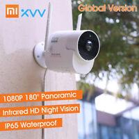 Xiaomi Youpin Xiaovv Panoramic Surveillance IR Camera HD 1080P Home Security