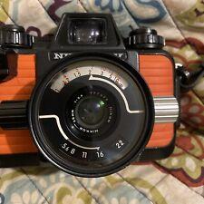 Nikon Nikonos V 35mm Point & Shoot Film Camera