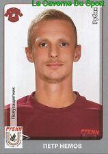 293 PYOTR NEMOV FK.RUBIN KAZAN STICKER PANINI RUSSIA LEAGUE 2012
