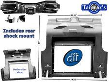 65-66 Mustang Convertible Trunk Floor Pan & Rear Shock Mount Panel