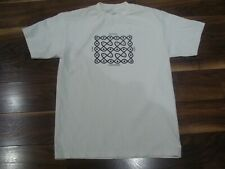KNOW WAVE White T Shirt Audio Video Archives Size M Dover Street Market