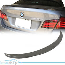 Painted Wing BMW F10 4DR Sedan P Performance Type Trunk Spoiler 11-16 ABS