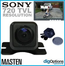 /Rear & Front  View Universal CCD Reverse Camera HD Full Colour Night Monitor