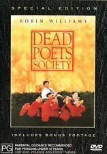 Dead Poets Society (Special Edition)  - DVD - NEW Region 4