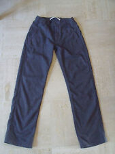 "Pantalon ""Loft design by..."" fille 10 ans 50% laine"