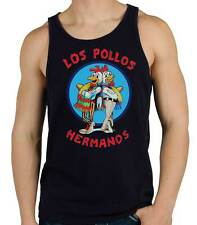 Camiseta Hombre Tirantes Los Pollos Hermanos - Breaking Bad sleeveless shirt man