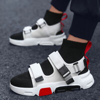 Men's Personality Sneakers Athletic Casual Shoes Breathable Fashion Ultralight