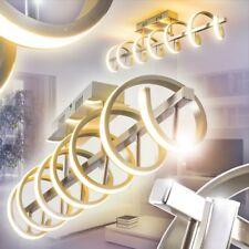 Spiral LED ceiling spot light 45 Watt dining living room flush lamp new 156386
