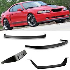 UPR 99-04 Mustang Mach 1 Chin Spoiler n Grille Delete Factory Style Kit GT SVT