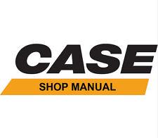 CX31 & CX36 CASE 614 pg Shop Manual PDF on CD Excavator Digger