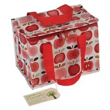 dotcomgiftshop VINTAGE APPLE DESIGN RECYCLED INSULATED COOL WARM LUNCH BAG