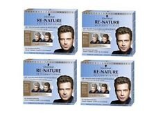 4 x Schwarzkopf Re-Nature Re-Pigmentierung für Männer Medium ohne Färben!