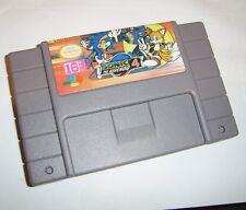 SONIC THE HEDGEHOG 4 Gioco Per Nintendo SNES Famicom Console Super