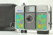 【RARE! EXC 】Ricoh Auto Half And Fantasy 35mm half Frame Camera From Japan #379