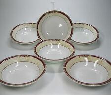 Wedgwood - CORNUCOPIA - 6 Schälchen / Bowls - 16,5 cm - TOP