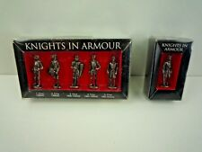 WESTAIR  KNIGHTS IN ARMOUR THE ARMOURY COLLECTION HISTORIC ROYAL PALACES FIGURES