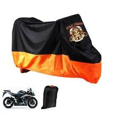 XXXXL Universal Motorcycle Cover For Honda VTX 1300 1800 C R S RETRO VT 750 1100