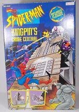 SPIDER-Man-Il boss del crimine centrale-Playset-BLUEBIRD TOYS