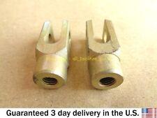 Jcb Backhoe Clevis Fork Set Of 2 Pcs Part No 91302903