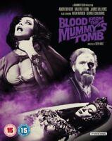 Sangre de La Mummys Tomb Blu-Ray + DVD Nuevo Blu-Ray (OPTBD4093)