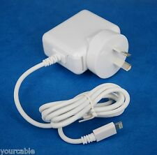 12W AC Adapter Wall Charger WHITE for iPhone 7 6s 6 Plus 5s 5 iPad Pro Air mini
