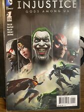 2013 DC Comics Injustice: Gods Among Us #1