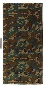 Rothco 2300 Beach Towel - Military Insignia