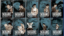 IKIGAMI : The Ultimate Limit EXPLICIT MANGA Collection by Motoro Mase Set 1-10!