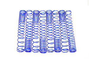 HPI SAVAGE 21, 25, SS, 4.6, X, XL TRIPLE RATE SPRINGS BY FULLFORCE RC (8PCS)