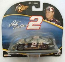NASCAR Winners Circle #2 Rusty Wallace Miller Lite Mobil 1 1:64 Die Cast Car '04