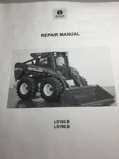 New Holland LS185.B, LS190.B Skid Steer Repair (Service) Manual