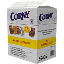 Corny Big Schoko,Banane,Erdnuss-Schoko,Milch Classic Aktionspaket 4+1