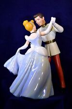 "WDCC Walt Disney Classics  Prince Charming & Cinderella ""So This is Love"""