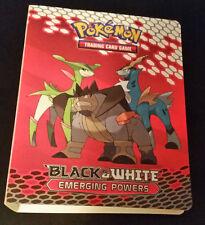 Pokemon Emerging Powers 1-Pocket Binder