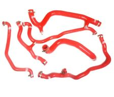 MJC AUTOMOTIVE RENAULT CLIO 172 182 SILICONE HOSE KIT IN RED WITH CLIPS
